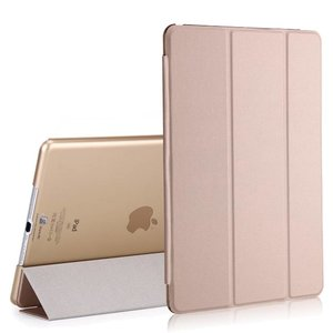 iPad 2017 Hoes Smart Case Leder Goud 9.7 inch