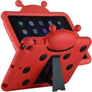 iPad Air Kinderhoes Rood Lieveheersbeestje