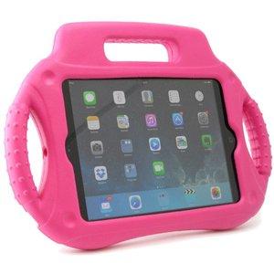 Kinder iPad mini (Retina) hoes Roze met handvaten