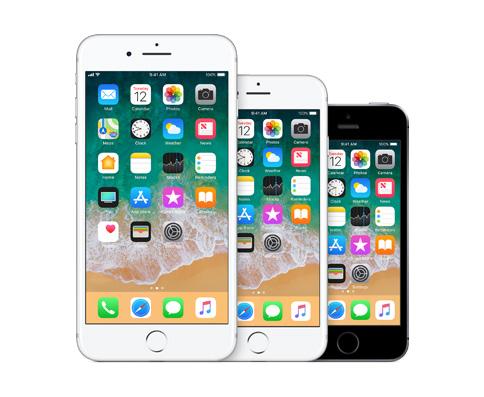 Modelcode iPhone