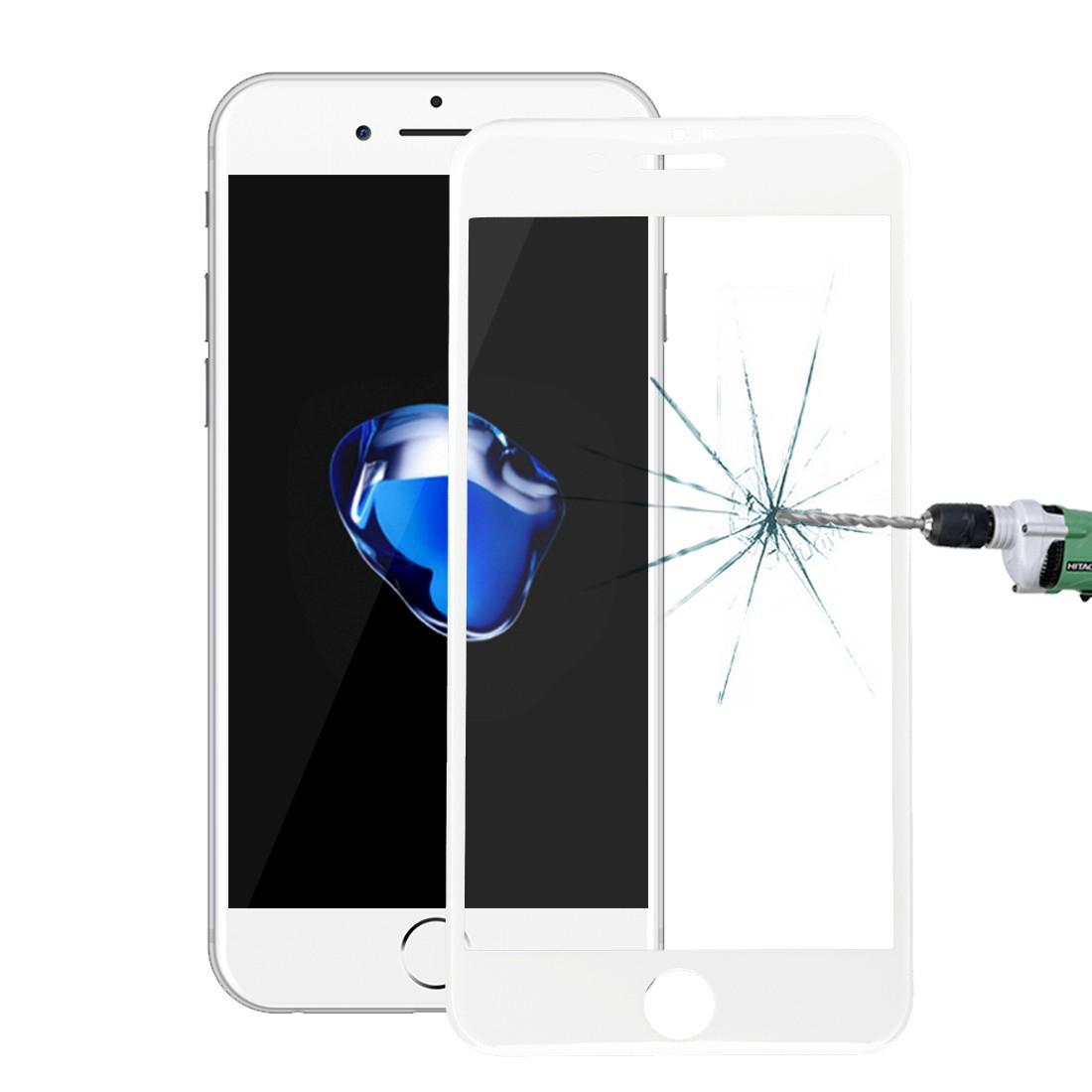 iPhone 7/8 screenprotector volledig bedekkend