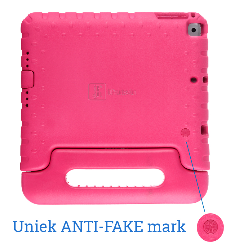 Kinderhoes iPad 2017 anti fake mark