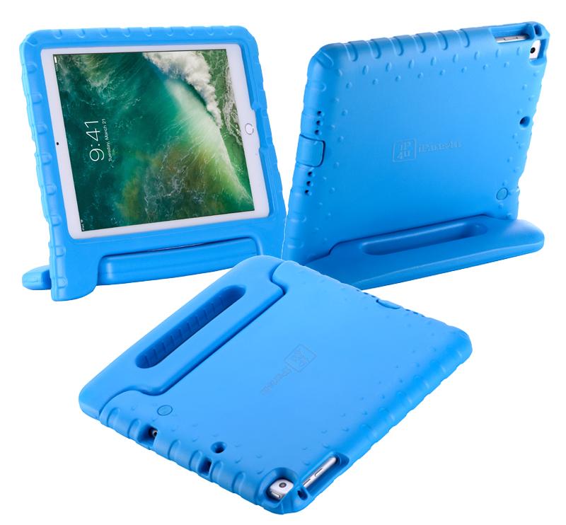 Kinder iPad Hoes 2017 blauw bundel scholen