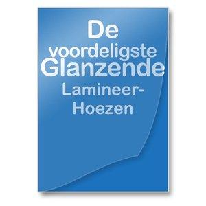 Albyco Lamineerhoezen Glanzend
