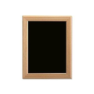 Albyco Wandbord krijt blank bxh 70x90 cm