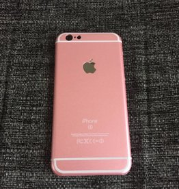 Apple iPhone 6/6s backcover (roze)