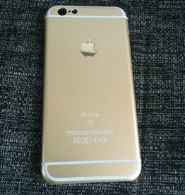 Apple iPhone 6/6s backcover (goud)
