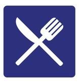 Nourriture autocollant