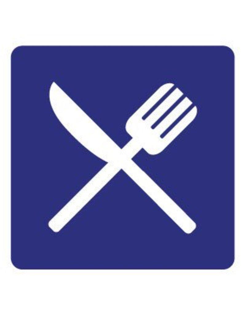 Essen Aufkleber