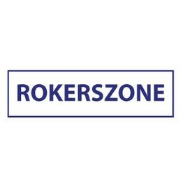 Rokerszone Sticker