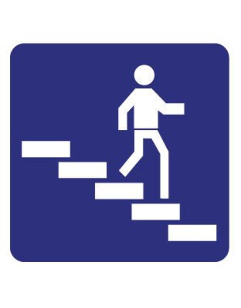 Autocollant Escaliers