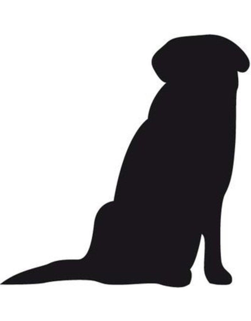 Hondje Sticker