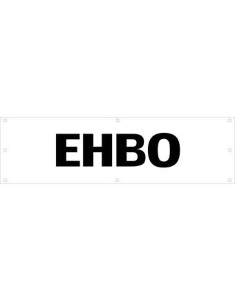 Evenementen spandoek EHBO