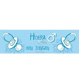 Banner Geburt Junge