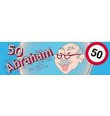 Banderola Abraham