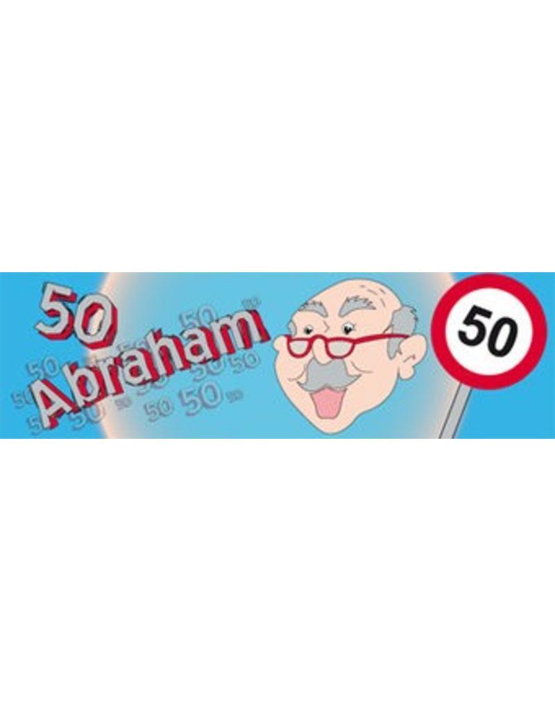 Banner Geburtstag 50 Jahre für Männer