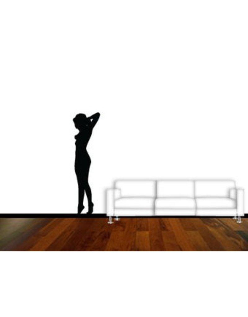Mujer interior