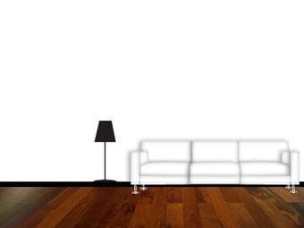 Lamp Interieur Sticker