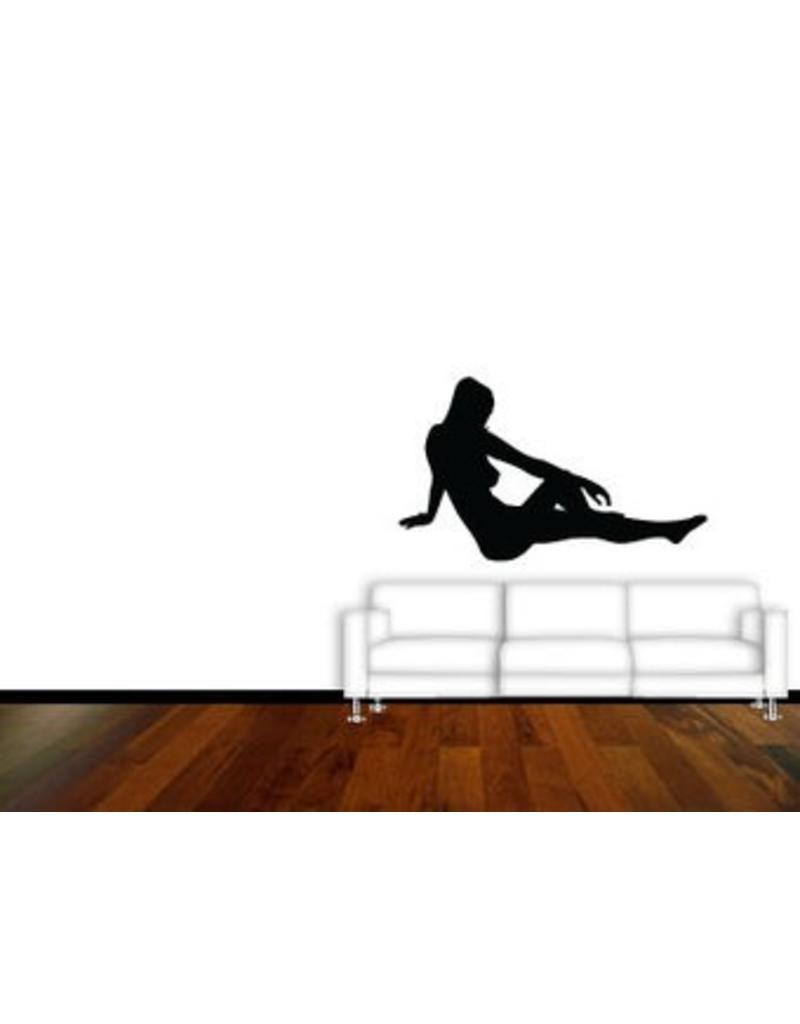 Woman 3 Interior sticker