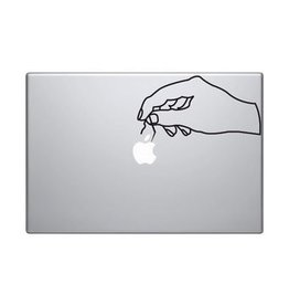 Hand2mac skin sticker