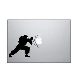 Ryu mac Sticker