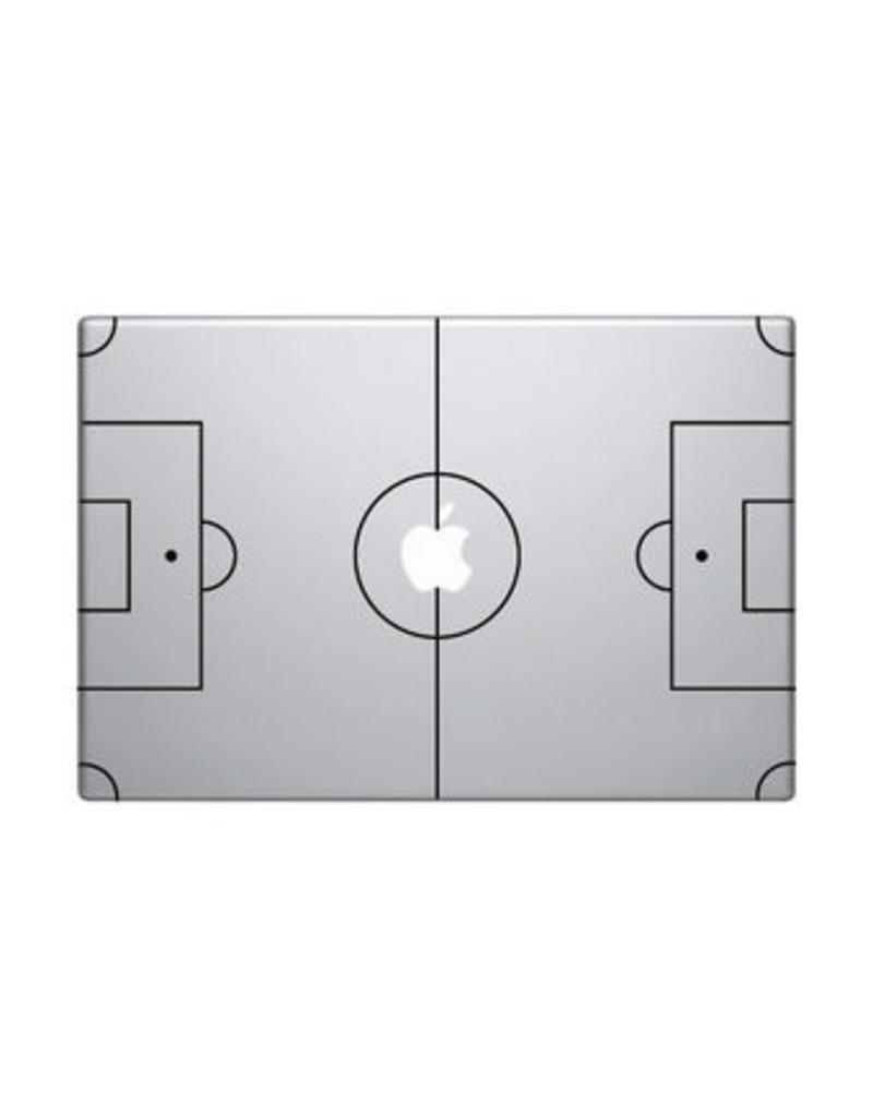 Voetbalveld mac Sticker