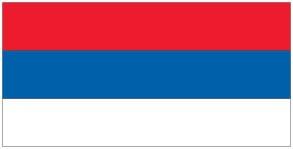 Montenegro vlag Sticker