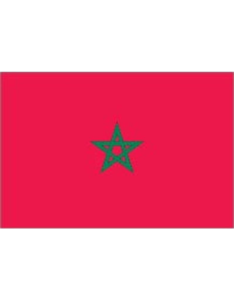 Marokkaanse vlag Stickers