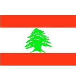 Libanon vlag