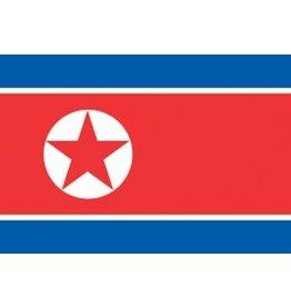 Noord-Koreaanse vlag Sticker