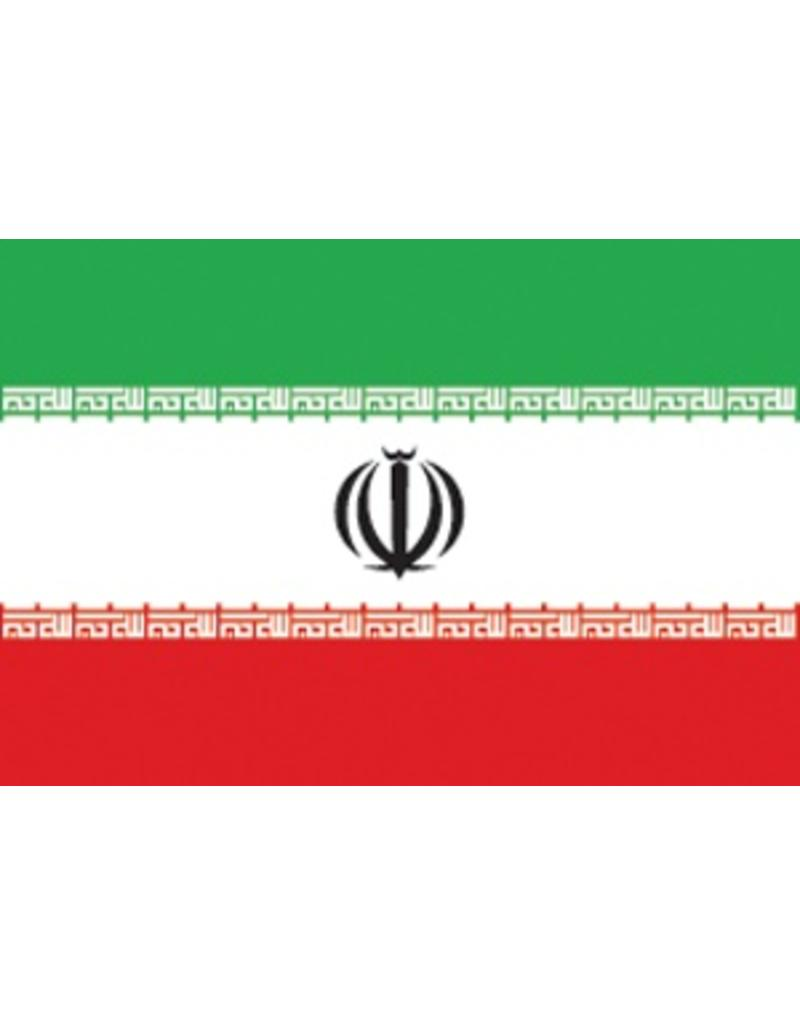 Iraanse vlag Sticker