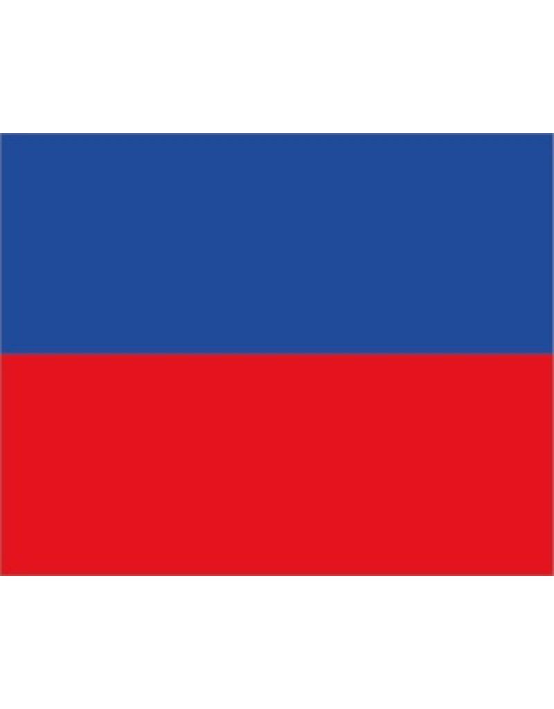 Maritiem E vlag Sticker