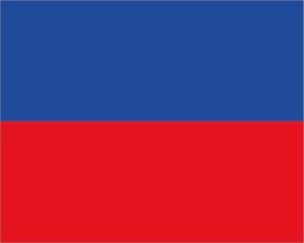 Maritime E drapeau autocollant