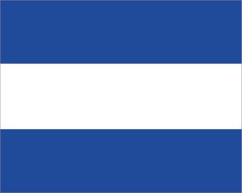 Maritime J drapeau autocollant