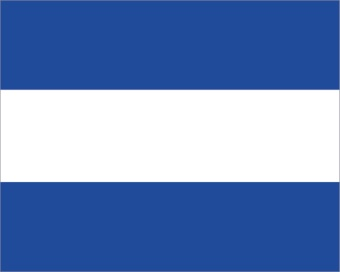 Pegatina bandera marítimo J