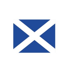 Maritiem M vlag Sticker