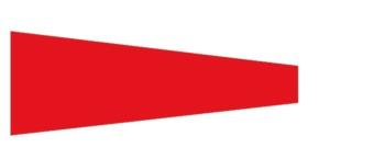 Nautische 4 Flagge Sticker