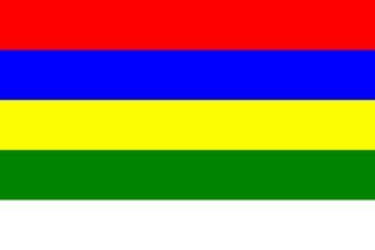 Terschelling drapeau