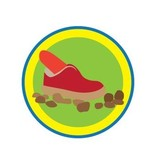 Schuh 1 Sticker