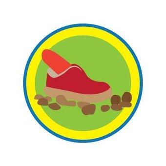 Pegatina zapato 1