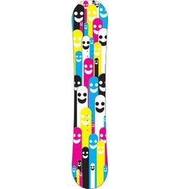 Poupées CMYK snowboard autocollant