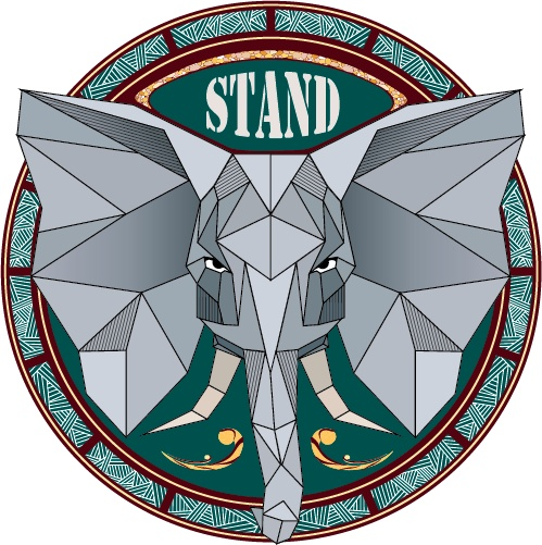 Urban Sticker - Elefant