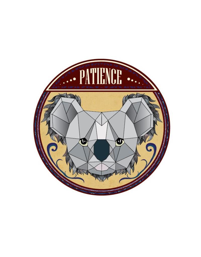Autocollant urbain - Koala