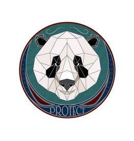Pegatina Urban - Panda