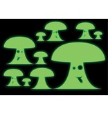 Pilz Sticker