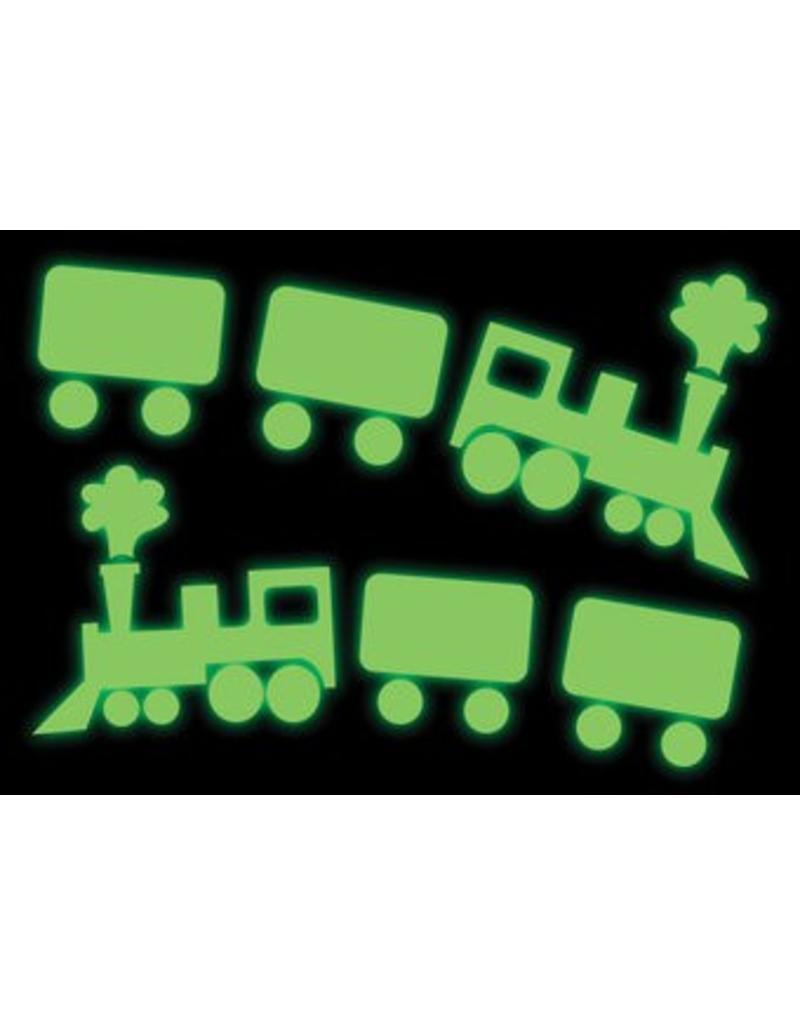 Train autocollants