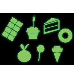 Snoep stickers