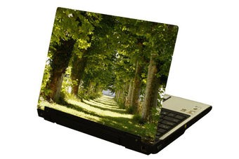 Trees laptop Sticker