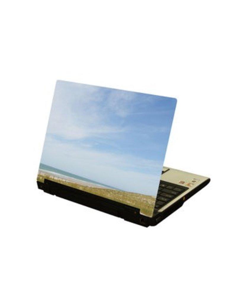 Duinen laptop Sticker
