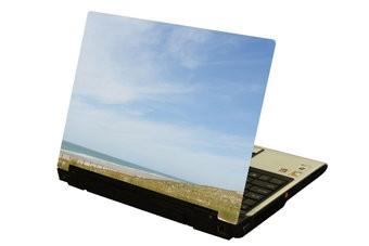 Dunes laptop Sticker